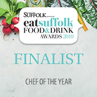 Finalist Chef of the Year - The Kings Arms Haughley