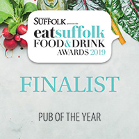 Finalist Pub of the Year - The Kings Arms Haughley